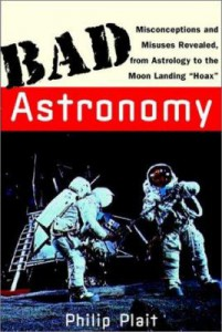 Bad astronomy cover