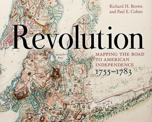 Revolution Mapping The Road To American Independence 1755 1783 National Library Of Scotland Blog