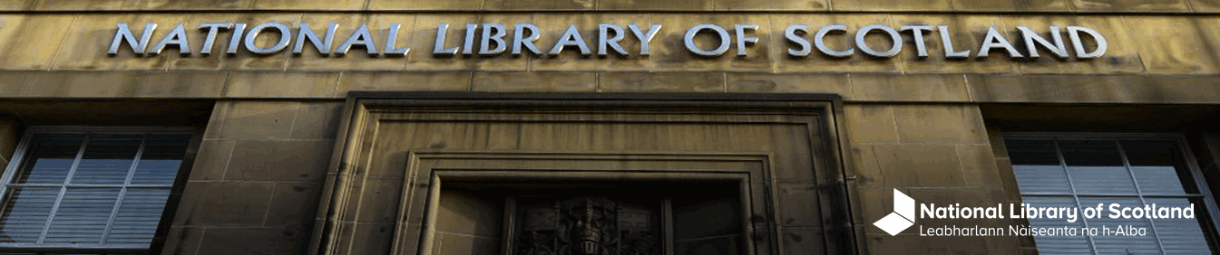 National Library of Scotland Blog