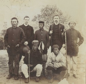 Catechists Kalimpong West Bengal India c 1890