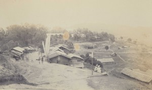 Kalimpong Mission, West Bengal, India, ca.1890