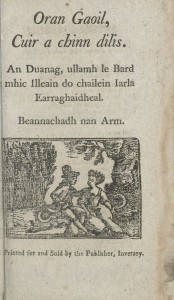 gaelic 1
