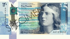 Nan Shepherd bank note