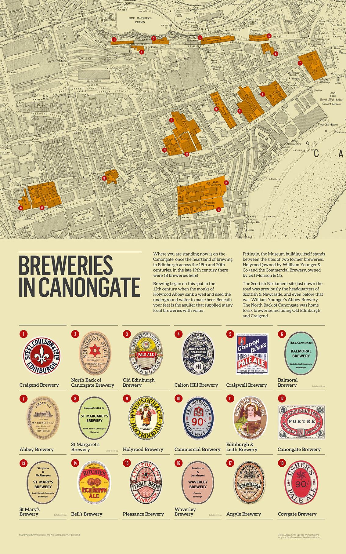 holyrood breweries