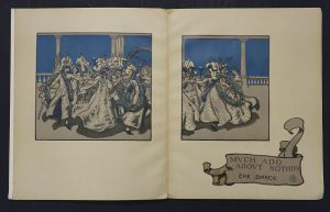 Ellen Terry souvenir, Much Ado About Nothing - for blog
