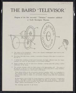 Baird televisor