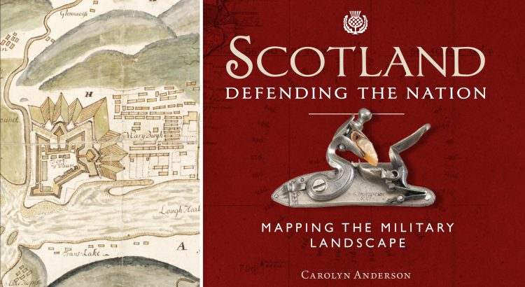 Scotland: Defending the Nation book cover