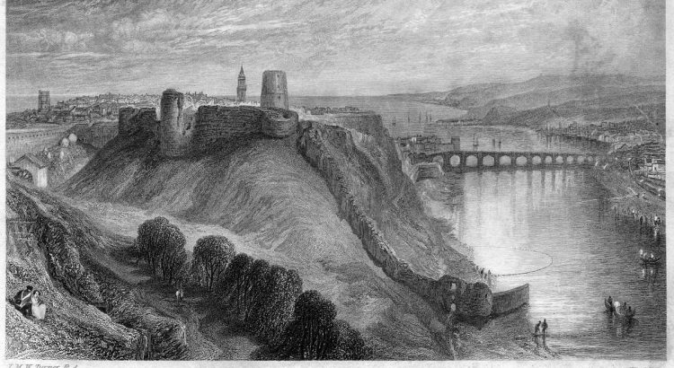 19th-century engraving of Berwick-upon_Tweed