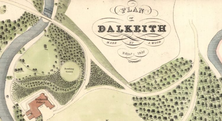 Dalkeith by John Wood