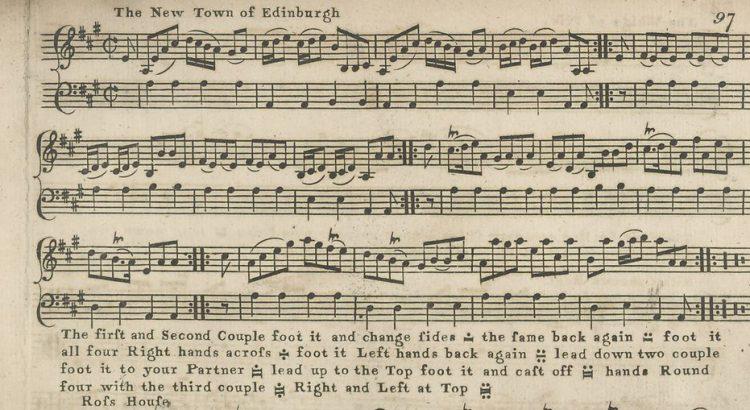New Town of Edinburgh